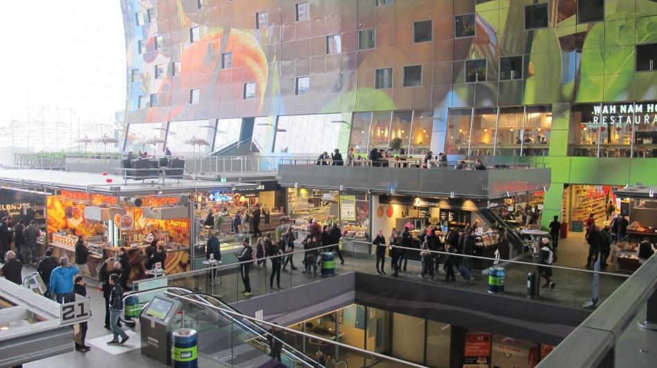 Markthal Rotterdam 12
